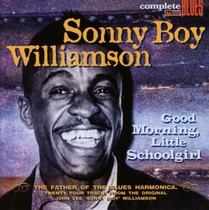 The real Sonny Boy Williamson